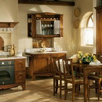 Marina Traditional Kitchen Design