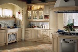 Teresa Traditional Kitchen Design