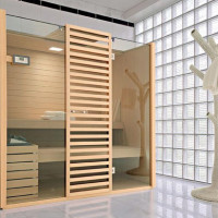 Finish Sauna Design by Effegibi