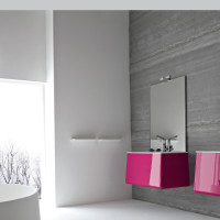 Unique Bathroom Furniture by Birex