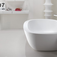 Ext Black and White Bathrooms - 3