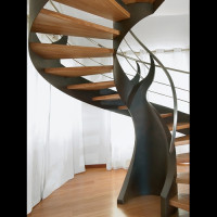 Extravagant Staircase by Bonansea Scale - 04