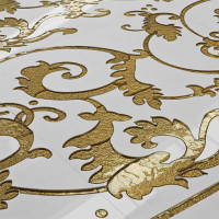Gold Accent Tile by Cottovento