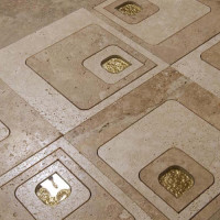 Gold Accent Tiles by Cottoveneto - 03