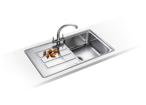 Luxury Kitchen Sinks By Franke Kitchen Sinks Faucets United