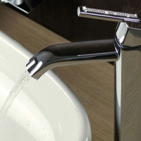 Crystal Bathroom Faucets by Webert
