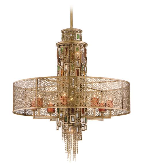 chandelier riviera suspension corbett lighting 02
