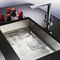 franke peak single kitchen sink