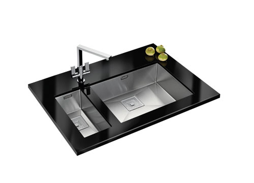 Home ? Luxury Kitchen Sinks by FRANKE ? Peak Kitchen Sink