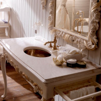 romantic bathroom designs 1941 bagno collection 04