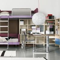 Teen Bedroom Design Ideas by Nardi Interni - 02