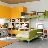 Teen Bedroom Design Ideas by Nardi Interni - 03
