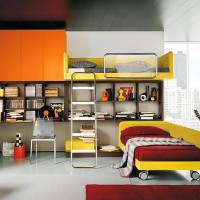 Teen Bedroom Design Ideas by Nardi Interni - 04