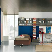 Teen Bedroom Design Ideas by Nardi Interni - 06