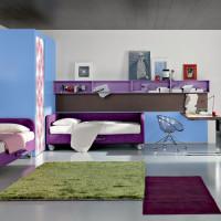 Teen Bedroom Design Ideas by Nardi Interni - 08