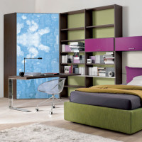 Teen Bedroom Design Ideas by Nardi Interni - 09