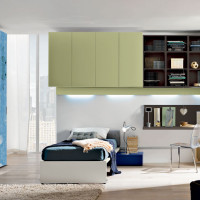 Teen Bedroom Design Ideas by Nardi Interni - 10
