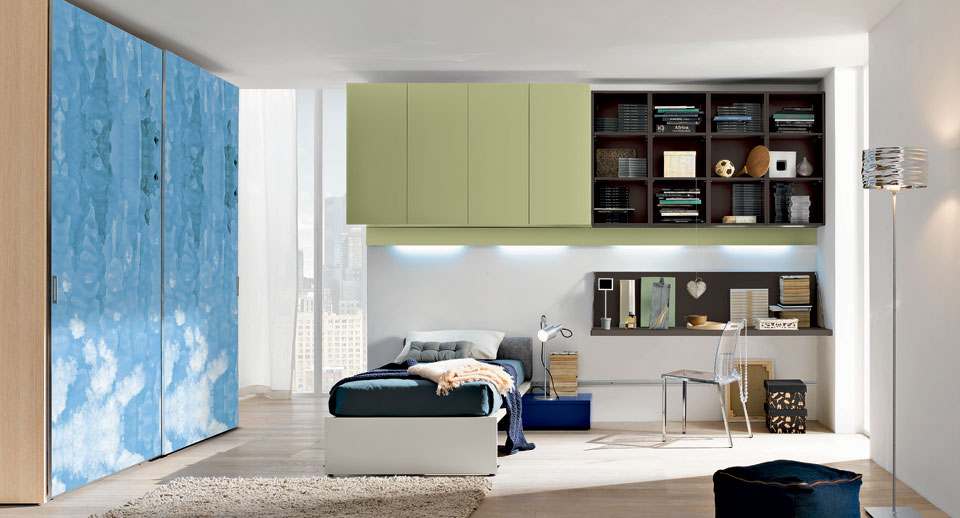 Outstanding Teen Bedroom Designs from Nardi Interni » Teen Bedroom Design Ideas  960 x 518 · 89 kB · jpeg