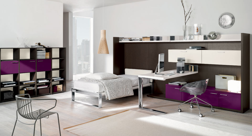 Teen bedroom design ideas by nardi interni 11 for Design your own teenage bedroom