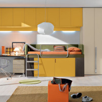 Teen Bedroom Designs from Nardi Interni