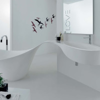 Love Bathroom Design Ideas by Novello