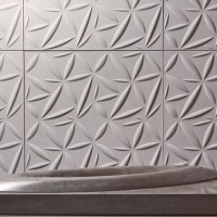 Decorate Walls with 3D Wall Tiles by Lithea