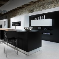Graphic Architecture Kitchen Design