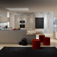 Kitchen and Dining Combined