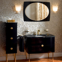 Bathroom Vanities by German Furniture Brand Keuco