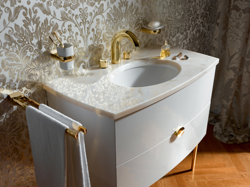 bathroom vanities keuco edition palais deluxe 02 - Bathroom Cabinets Keuco