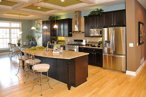 Schumacher Homes Custom Kitchens