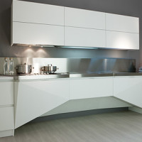 Mesh Futuristic Kitchen Design Florida-2