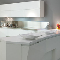 Mesh Futuristic Kitchen Design Florida-3