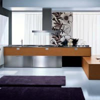 Outline Kitchen Design 01
