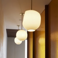 Suspended Lighting Fixtures by Lindsey Adelman