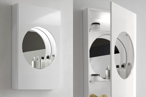 Bathroom Illuminated Mirror Cabinet Marathi Hastings