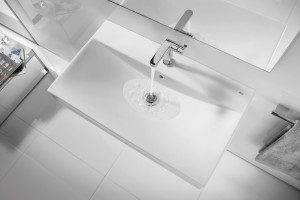 Intelligent drain system for bathroom