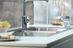 Kludi Kitchen Faucet L-Ine-1