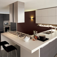 Alineal Kitchen Design - Euromobil