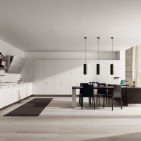 Filo E25 Kitchen Design - Euromobil