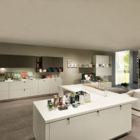Laclip Kitchen Design - Euromobil