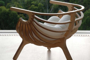 Unique plywood chair design branca-1
