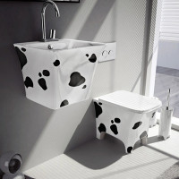 cow collection sanitaryware artceram-4