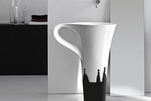 damine decor basin cup