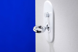 design thermostatic handle mixture for shower ring strubinetterie