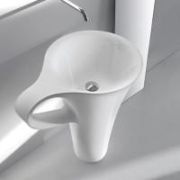 free standing basin cup artceram-1