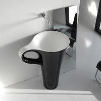 free standing basin cup artceram-4