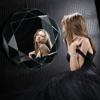 Wall Mirrors That Add Dramatic & Sophisticated Impression
