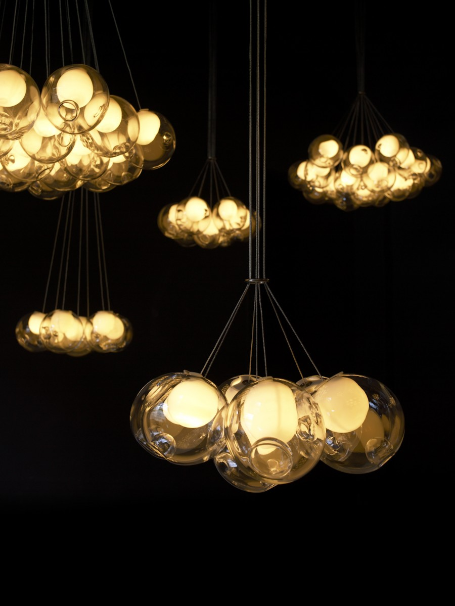 Glass Ball Chandeliers that Speaks for Itself  Canada