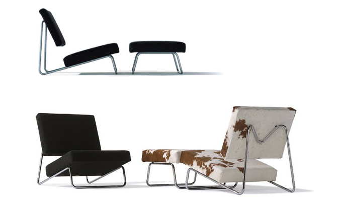 lounge chair by richard lampert